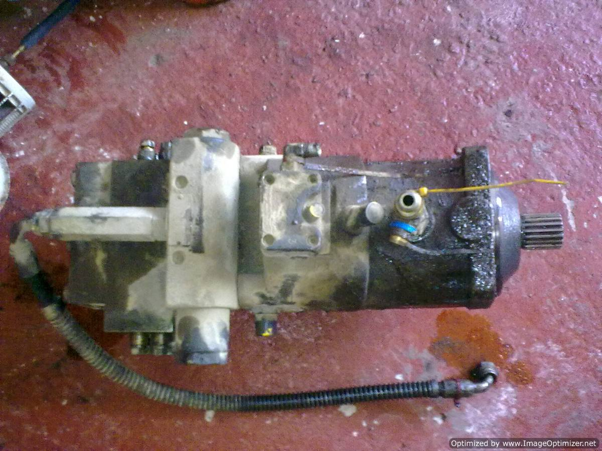 Komatsu Hydraulic Equipment Repairs